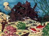 11 - Tintin et le trésor de Rackham le rouge - 2