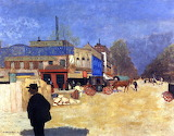 Félix Vallotton, Place Clichy, 1901