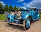 Rolls Royce Retro 1933 Phantom II Continental