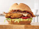 ^ Buttermilk Chicken, Bacon & Swiss Sandwich