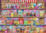 Sweet Shop Shelves - Aimee Stewart