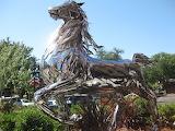 Spirit: The Chrome Horse by Sean Guerrero