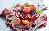 Berries-cherries-blackberries-nectarines-hd-wallpaper