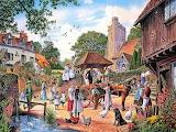 A Village Wedding - Steve Crisp