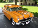 1956 Pontiac Pathfinder Delivery Wagon Canadian