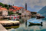Perast, Montenegró