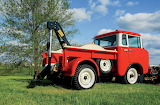 1957 Willys Jeep FC150 Tow Truck