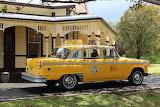 1960 Checker Cab