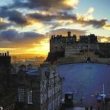 Edinburgh-Castle. Scotland