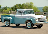 Ford F 100 Custom Cab 1958