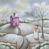 ^ A Winter's Smile ~ Paul Horton