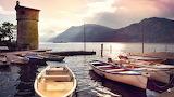 Morning in Italy