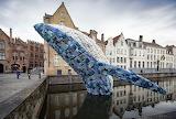 Whale of Waste Bruges
