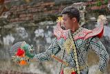 Various 895 colorful dancer Siam