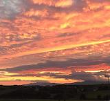 NI sunset