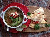 #Mexican Chicken Soup