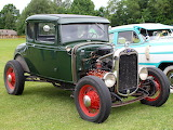 Ford Hot Rod flathead V8 MOD