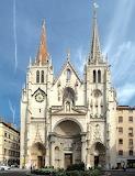 The Church of Saint-Nizier Lyon Fr