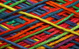 Wool strings