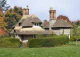 Circular Cottage at Blaize Hamlet Bristol England arp