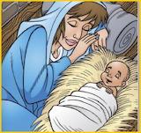 Maman Marie dort aussi