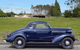 1938 Chev Coupe in NZ MOD