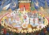 Circus act - Gale Pitt