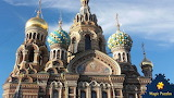 2016-10-27 Sanpetersburgo Saint Petersburg, Russia, Europe by Jo