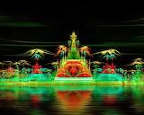 #Fractal City of Imagination