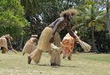 traditional Papua dance