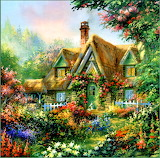 Wellwood Cottage ~ Jim Mitchell