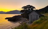 Sunset Norway - Photo 5326090 by Bjørn Bråthen from Pixabay