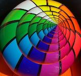 RainbowBallFractal