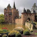 Castillo Medieval Satzvey, Alemania