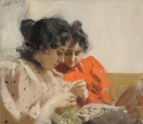 Anders Zorn, Couturières, 1894