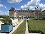 Chateau de Champlitte - France