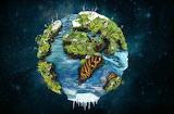 Green Earth Imagination