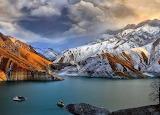 AmirKabir Dam-Iran