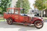 Meursault Camion De Pompier