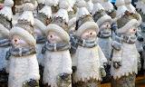 Christmas decorative figurines