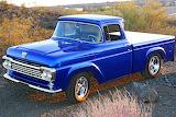 Ford F100 pickup 1958