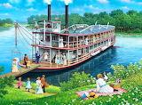 John Sloane-painting-boat