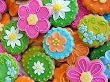 SpringFlowerCookies