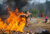 Spartan Race - Out of the Mud Into The Fire