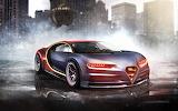 Superman Bugatti Chiro