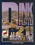 Pink Floyd concert poster 2