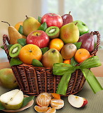 ^ Gift fruit basket