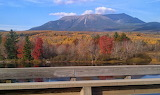 Mile 2178 Katahdin From Abol Bridge