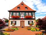 House, France