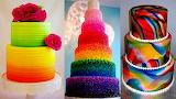 Incredible-cake-amazing colors